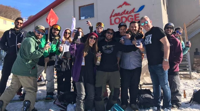 Εσπασε ρεκόρ επισκεψιμότητας το Χιονοδρομικό Κέντρο Πηλίου