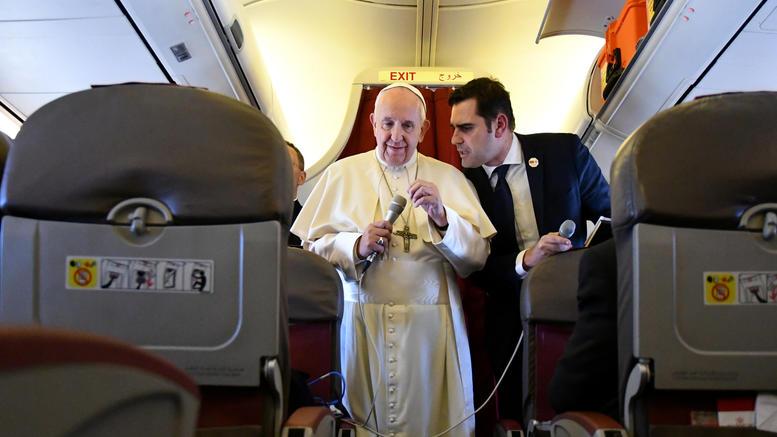 Η δήλωση του Πάπα για τον Τσίπρα και το… βραβείο Νόμπελ