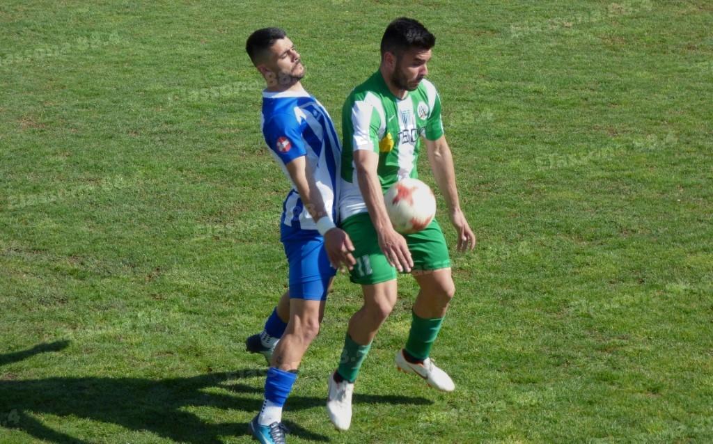 «Λίγη» στην Τσαριτσάνη η Νίκη έμεινε στο 0-0 με τον Οικονόμο