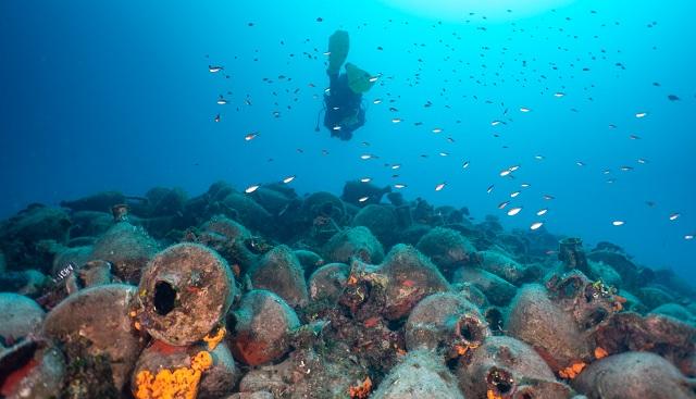 Υποβρύχιες ξεναγήσεις στην Αλόννησο στο πλαίσιο διημερίδας