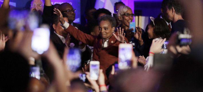Λόρι Λάιτφουτ, η πρώτη Αφροαμερικανή ομοφυλόφιλη δήμαρχος στο Σικάγο [εικόνες]