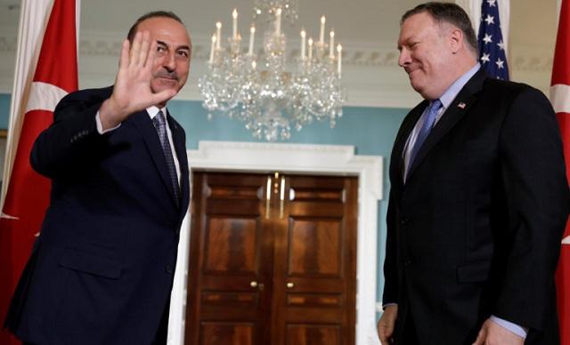 Τουρκία-ΗΠΑ… «σφαγή» και τελεσίγραφα! Κατηγορούν το Στέιτ Ντιπάρτμεντ για… fake news