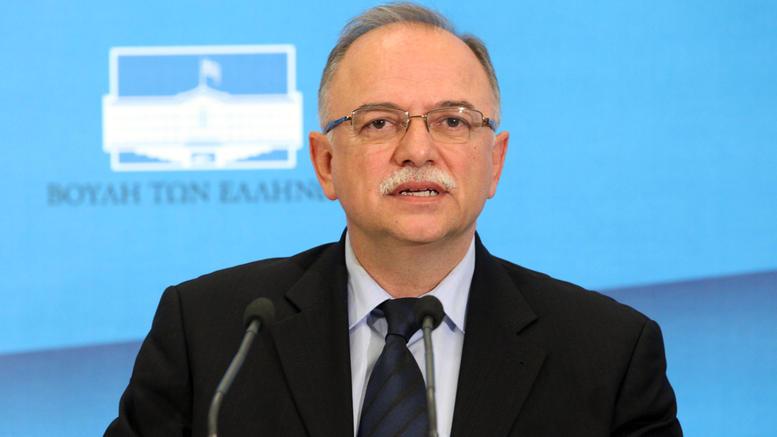 Ομιλία Παπαδημούλη στον Βόλο για τις Ευρωεκλογές