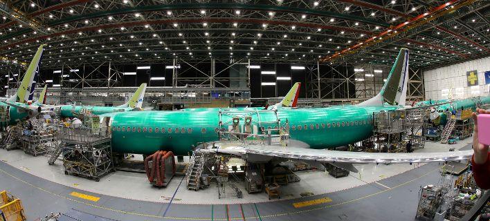 Κι άλλο πλήγμα για τη Boeing: Νέο πρόβλημα στο λογισμικό των 737 Max 8