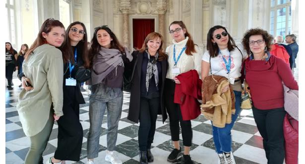 Οι μαθητές του 1ου ΓΕΛ Βόλου στο Τορίνο της Ιταλίας
