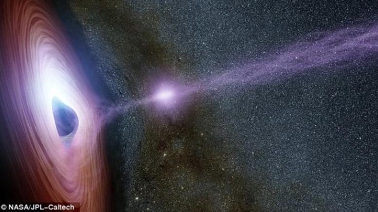 Σημαντική επιστημονική ανακοίνωση για τη μαύρη τρύπα