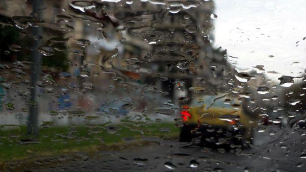 Κακοκαιρία με ισχυρές βροχές, καταιγίδες και χαλάζι
