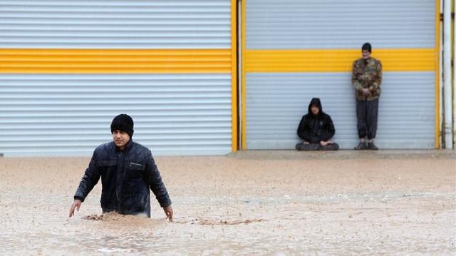Εκκενώνονται πόλεις στο Ιράν λόγω πλημμυρών: Στους 70 οι νεκροί