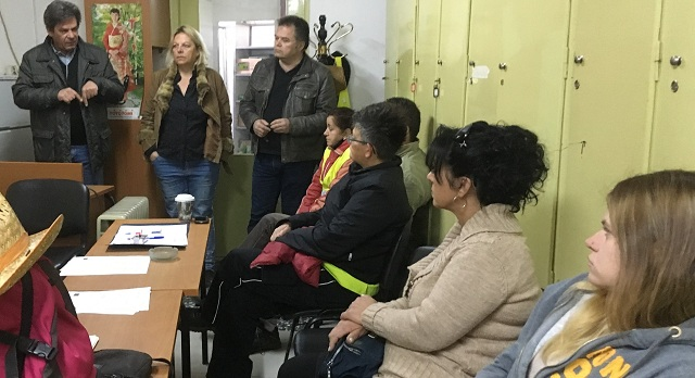 Υποψήφιοι της «Λαϊκής Συσπείρωσης» στην Υπηρεσία Πρασίνου στη Ν. Ιωνία