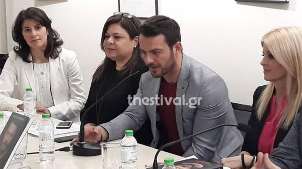 Θεσσαλονίκη: Απίστευτη κοσμοσυρροή στην παρουσίαση του βιβλίου του Ντάνου