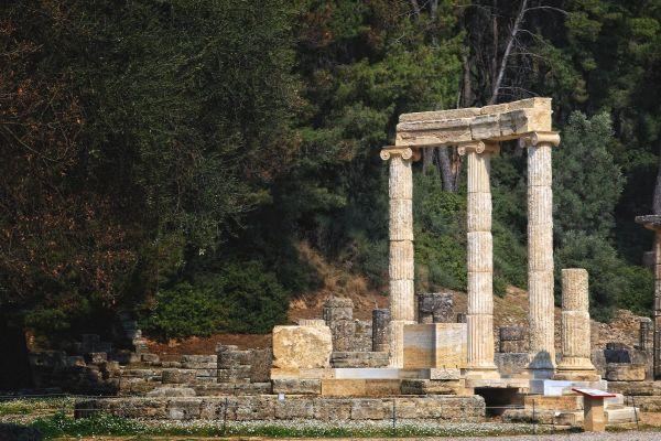 Σε Δελφούς και αρχαία Ολυμπία οι μαθητές του Γυμνασίου Ν. Αγχιάλου