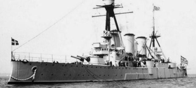 Το Θ/Κ Γ. Αβέρωφ στον Βόλο (1911 - 1939) ~ Πολεμικό Ναυτικό Μέρος Α