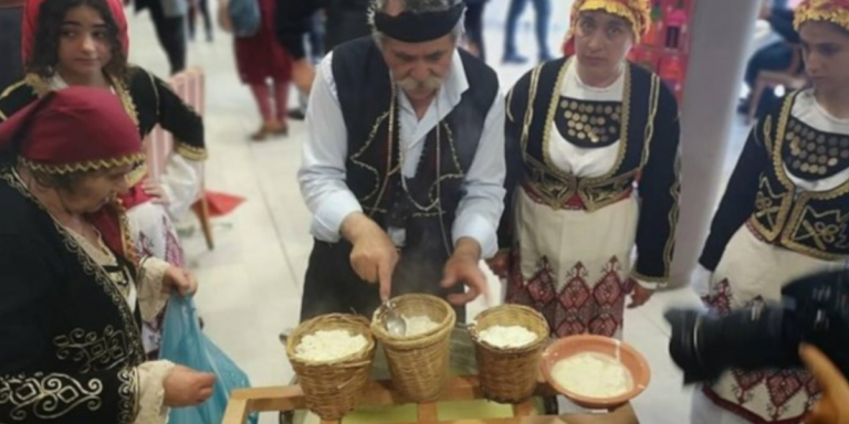 Φεστιβάλ Κρητικής Κουζίνας: Μαγείρεψαν μινωικές συνταγές του 17ου αιώνα [εικόνες]