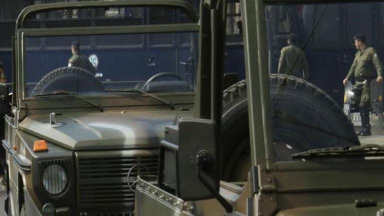 Τροχαίο με ανατροπή στρατιωτικού οχήματος στην Ξάνθη