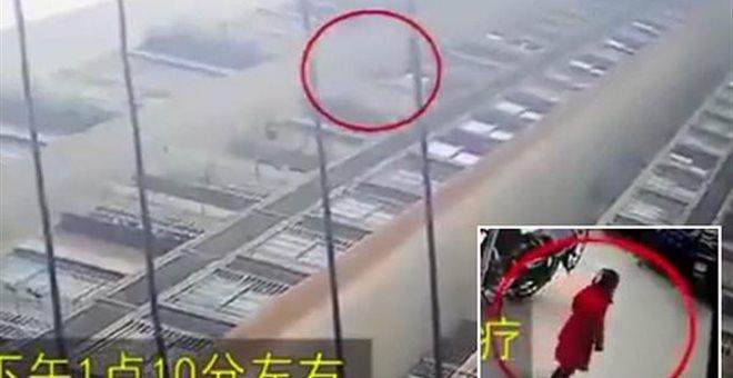 Τύχη-βουνό είχε 6χρονη: Επεσε από τον 26ο όροφο και γλύτωσε με κατάγματα