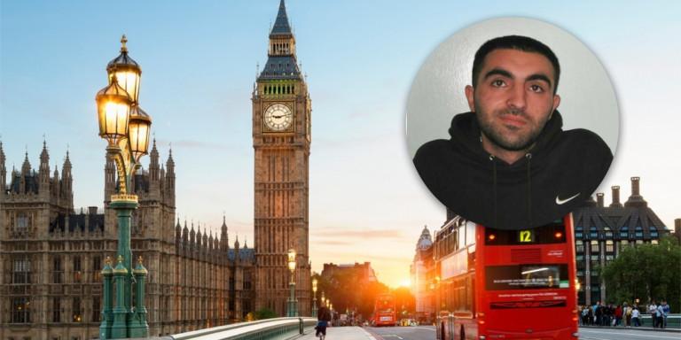 Τούρκος κακοποιός γλίτωσε την απέλαση γιατί ήταν μέλος γνωστής συμμορίας του Λονδίνου