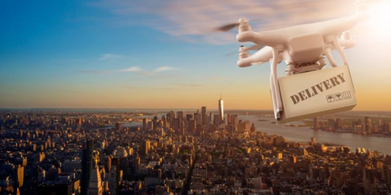 H Google ξεκινά delivery με drones στην Αυστραλία: Από παγωτά μέχρι... ψωμί [εικόνες]