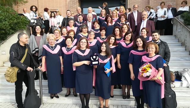 Επιτυχημένη η παρουσία της Τετράφωνης Μικτής Χορωδίας Αλμυρού σε Φεστιβάλ στην Καρδίτσα