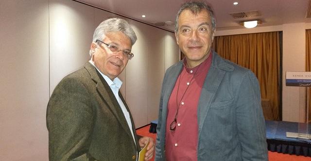 Στ. Θεοδωράκης: Στόχος του Ποταμιού οι δύο ευρωβουλευτές