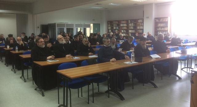7η Ιερατική Σύναξη στη Μητρόπολη Δημητριάδος