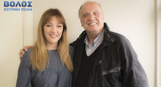 Υποψήφιος με τη Νάνσυ Καπούλα ο Τέλης Δουλόπουλος