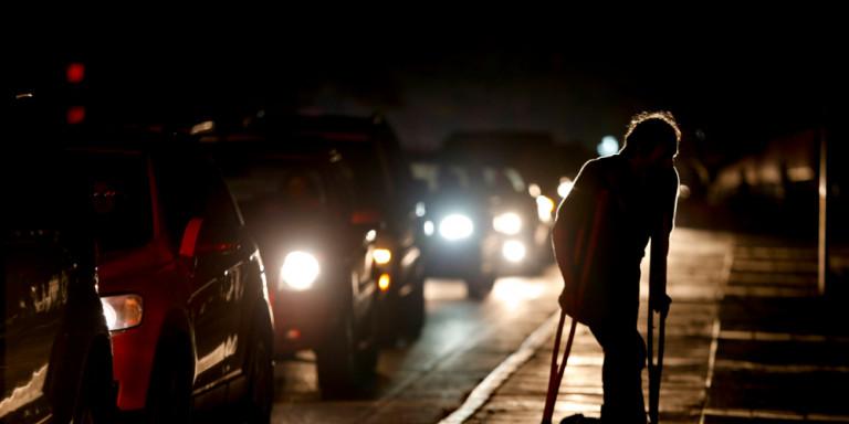 Βυθισμένη στο σκοτάδι και πάλι η Βενεζουέλα