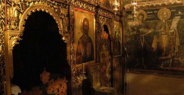Ιερόσυλοι εισέβαλαν σε εκκλησία στον Αμπελώνα Λάρισας και έσπασαν τα παγκάρια
