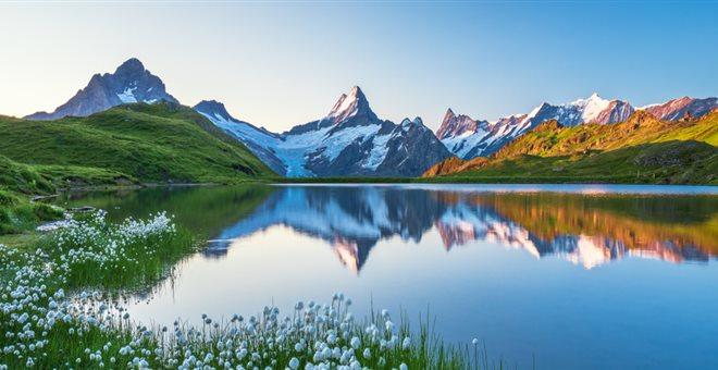 Καμπανάκι για κλιματική αλλαγή: Χωρίς χιόνι οι Άλπεις έως το 2100