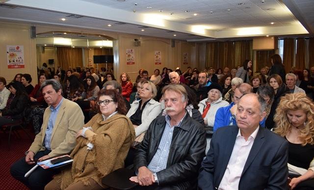 Εκδήλωση της Τ.Ε. Μαγνησίας ΚΚΕ για τις ερχόμενες ευρωεκλογές