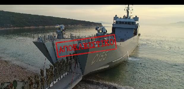 ΑΠΟΚΛΕΙΣΤΙΚΟ: Ξεκίνησε η εκκένωση του στρατοπέδου «Γεωργούλα»
