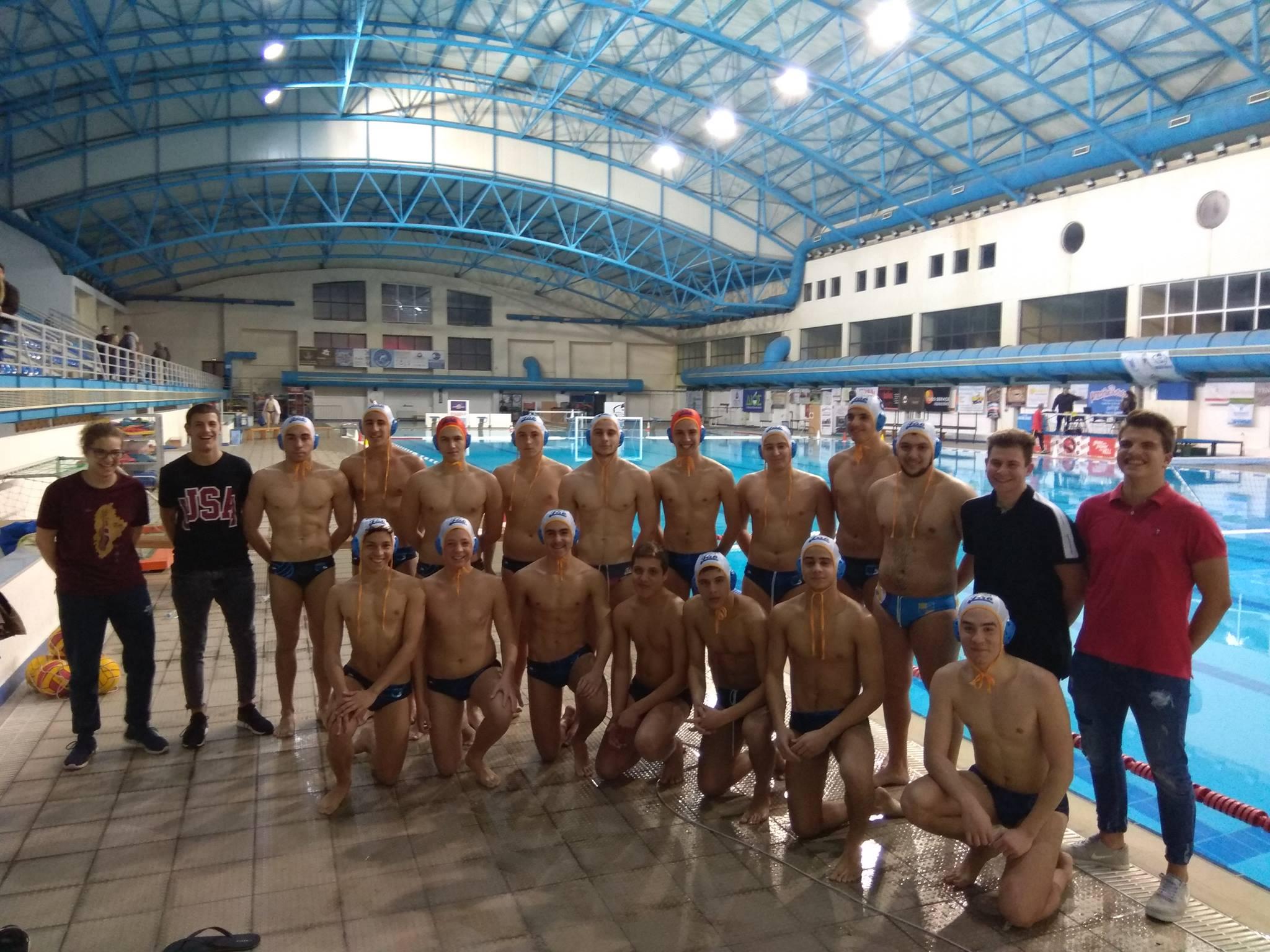 Το πρόγραμμα του ΟΥΚ στην τελική φάση νέων ανδρών