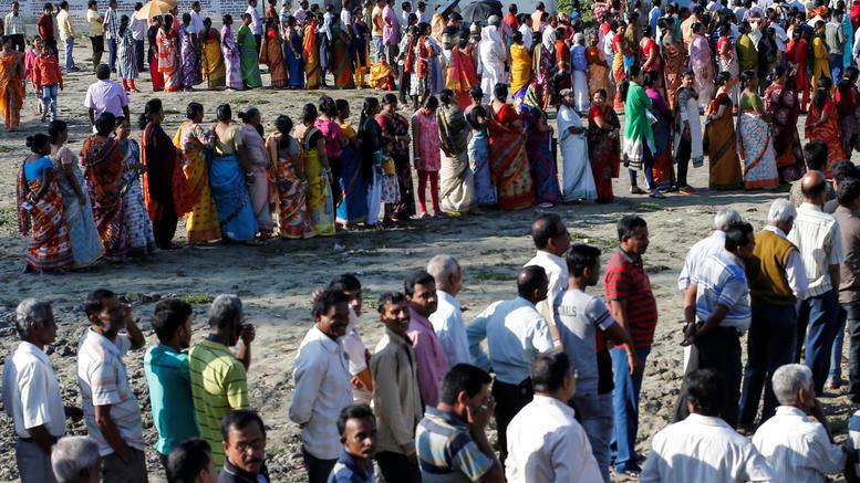 Iνδία: Εκλογές με 900 εκατομμύρια ψηφοφόρους