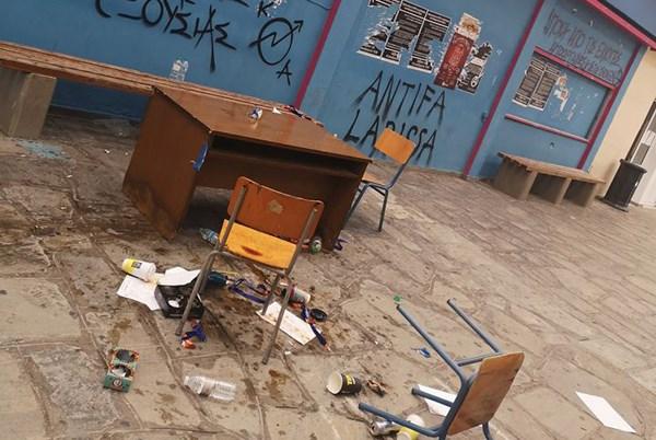 Ένταση στο ΤΕΙ Θεσσαλίας: Προπηλάκισαν και χτύπησαν φοιτήτρια