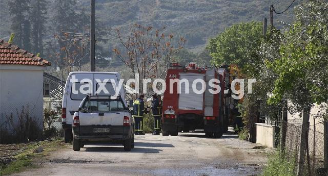 Συναγερμός στην Πυροσβεστική για φωτιά στο Διμήνι
