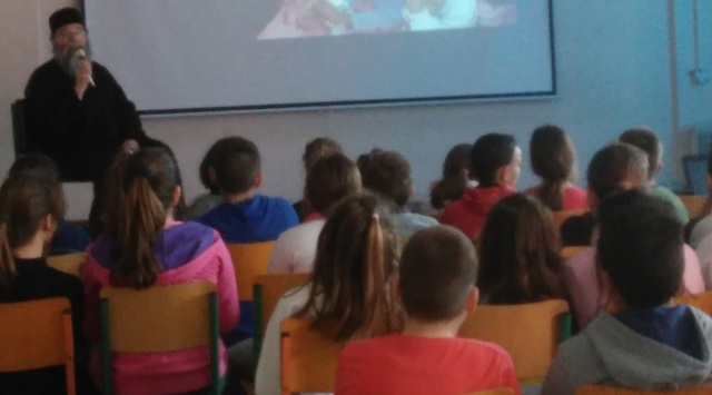 Ομιλίες για τον εθελοντισμό σε τρία Δημοτικά Σχολεία του Βόλου