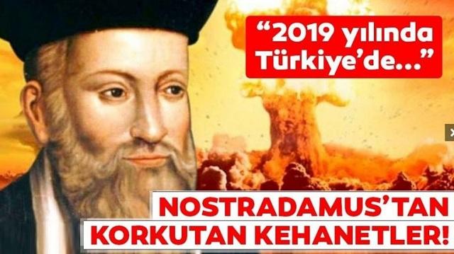 Sabah: Ο Νοστράδαμος είχε προβλέψει πόλεμο Ελλάδας –Τουρκίας το 2019