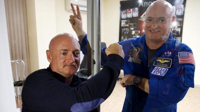 Αλλάζει το σώμα των αστροναυτών στο Διάστημα: Γερασμένος επέστρεψε ο Σκοτ Κέλι