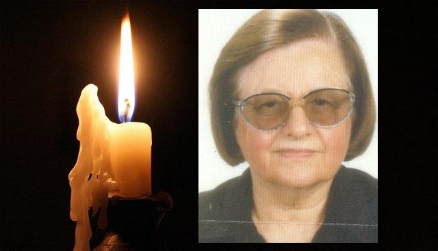 Κηδεία ΕΥΑΓΓΕΛΙΑΣ ΤΣΙΛΙΩΝΗ