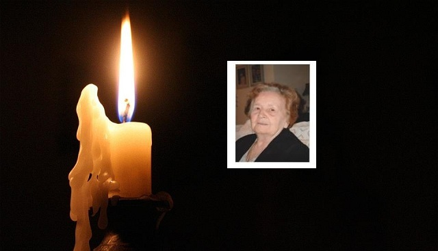 40ημερο μνημόσυνο ΑΣΗΜΟΥΛΑΣ ΣΚΛΑΒΟΥ