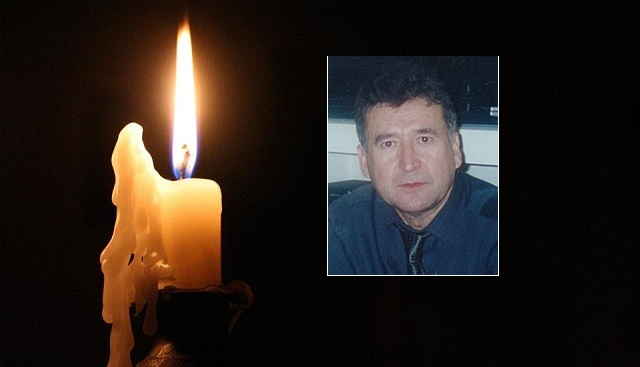 Κηδεία ΓΕΩΡΓΙΟΥ ΤΣΙΑΜΑΝΤΑ
