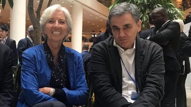 Τσακαλώτος: Η Λαγκάρντ αναγνώρισε το δίκαιο αίτημά μας