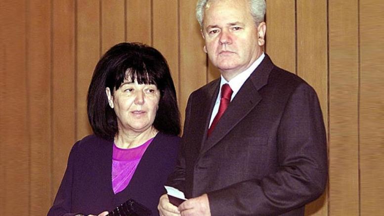 Πέθανε η χήρα του Μιλόσεβιτς, Μιριάνα Μάρκοβιτς
