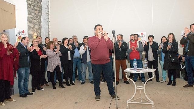 Οι υποψήφιοι της «Λαϊκής Συσπείρωσης» στη Σκόπελο
