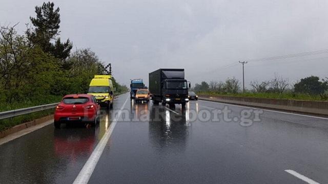 Αυτοκίνητο πήγαινε ανάποδα επί 13 χιλ. στην Εθνική Οδό Αθηνών – Λαμίας