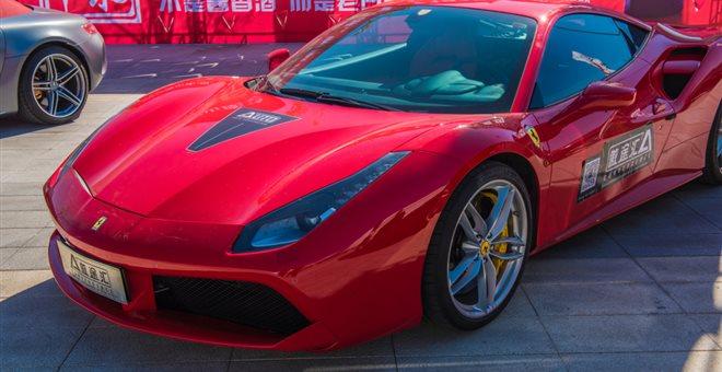 Η Ferrari ανακαλεί 524 αυτοκίνητα που πουλήθηκαν στην Κίνα