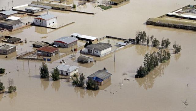 Πλημμύρες στο Ιράν: Η μεγαλύτερη καταστροφή της 15ετίας –2.000.000 άνθρωποι χρειάζονται βοήθεια