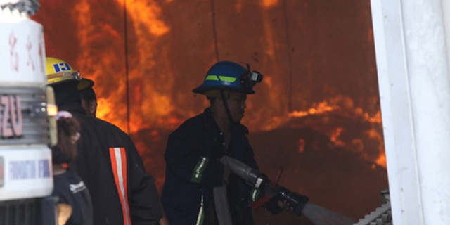 Δέκα νεκροί από πυρκαγιά σε φαρμακοβιομηχανία στην Κίνα