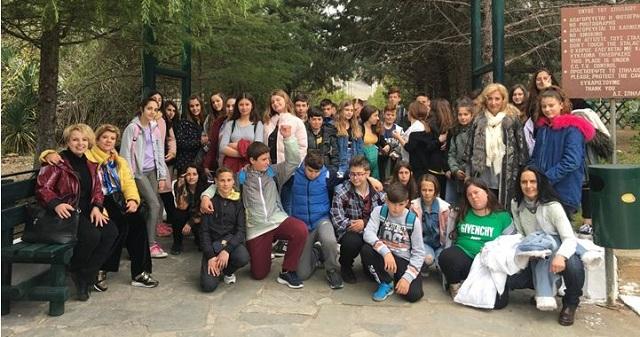 Επίσκεψη στο σπήλαιο Αλιστράτης και τη λίμνη Κερκίνη