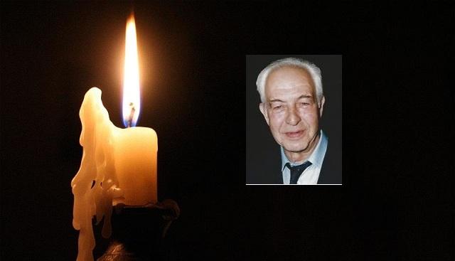 Πένθος ευχαριστήριο -  ΙΩΑΝΝΗΣ ΒΟΝΤΖΟΣ