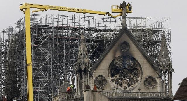 Παναγία των Παρισίων: Σε χρόνο -ρεκόρ ξεπέρασαν τα 750 εκατομμύρια ευρώ οι δωρεές